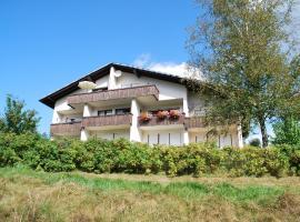 Apartment an der Ebenau 25-R, Winterberg (Züschen yakınında)