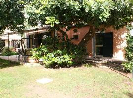 Karrua e Magnolia rooms in garden in Modica