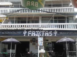 Fajitas Beach Apartments