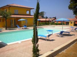Scarlino Villa Sleeps 7 Air Con T402323