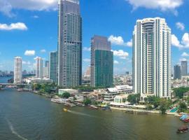 曼谷高级公寓theriverB801