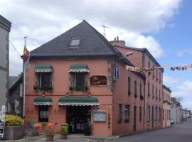 Hôtel Restaurant des Voyageurs, Plonéour-Lanvern (рядом с городом Languivoa)