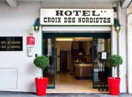 Hôtel Croix des Nordistes, Lourdes