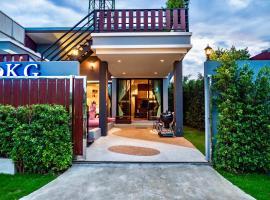 KG Private Pool Villas Soi 9