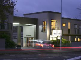 Chancellor Motor Lodge and Conference Centre