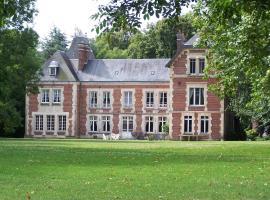 Chambres d'Hotes Spa Château d'Omiécourt, Omiécourt