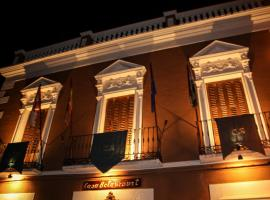 Hotel Rural Casa Betancourt, Almadén