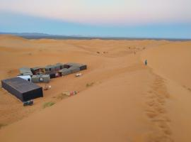 Desert experience camp