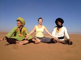 SALAMA AYURVEDA DESERT CAMP