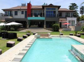 Africa Paradise - OR Tambo Airport Boutique Hotel