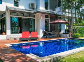 4 Bed Luxury Private Pool Villa