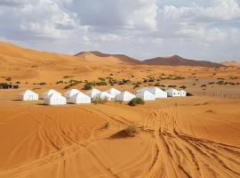 Dunes Luxury Camp