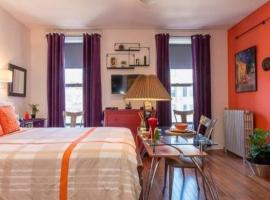 Fabulous Fully Furnished Studio Minutes From Times Square!