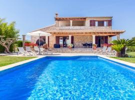 es Barcares Villa Sleeps 8 Air Con WiFi