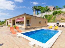 Montbarbat Villa Sleeps 9 Pool WiFi
