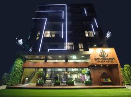 Sovereign Group Hotel at Pratunam