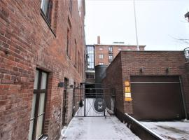 Studio apartment in Kuopio, Satamakatu 13b