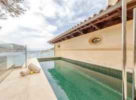 Port de Soller Villa Sleeps 10 Pool Air Con WiFi