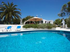 Cala en Porter Villa Sleeps 6 Pool WiFi