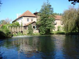 Le Moulin de Fillièvres, Fillièvres (рядом с городом Buire-au-Bois)