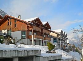 Niederried Apartment Sleeps 6 Air Con WiFi