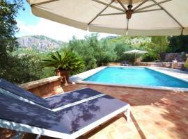 Port de Soller Villa Sleeps 6 Pool WiFi