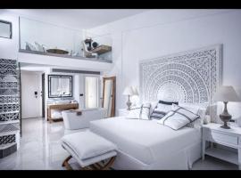 Stalida Villa Sleeps 4 Pool Air Con WiFi