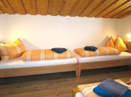 Angerberg Apartment Sleeps 16 WiFi