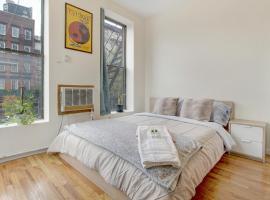 Cozy, Bright, 2Bed/1Bath: Prime East Village