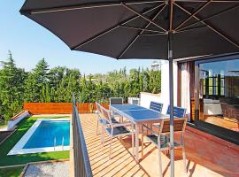 Platja dAro Villa Sleeps 8 Pool WiFi