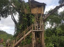 Volcano Sea View Tree House