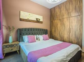 Luxury Dubai Marina View Style Apartment