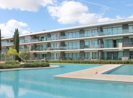 Residence Golf Club, pool view & tennis apartment
