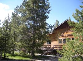 West Yellowstone Bed and Breakfast, Вест-Йеллоустоун