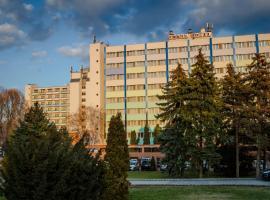Hunguest Hotel Erkel Munkácsy, Gyula
