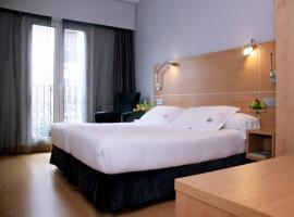 Hotel Sercotel Jauregui First Class