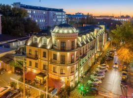 Атташе Отель