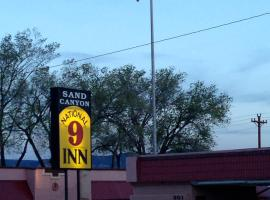 National 9 Inn Sand Canyon