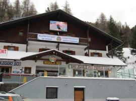Lodge Ski Pampeago