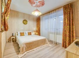 Apartment at Lyzhnyi Lane / 2pillows