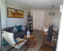 Apartamento Cordilheira los Andes Santiago