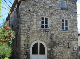 Gîte Les Remparts, La Garde-Adhémar (рядом с городом Les Granges-Gontardes)
