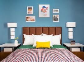 Uptown Suites Extended Stay Denver CO- Westminster