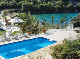 Syvota Villa Sleeps 8 Air Con WiFi