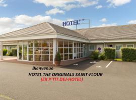 Hotel The Originals Saint-Flour