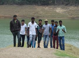 8 members groupstay@kodai