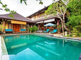 Tropical Villa Hasara