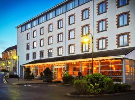 Clifden Station House Hotel, Clifden