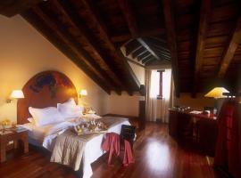 Hotel El Rancho, Torrecaballeros (Espirdo yakınında)