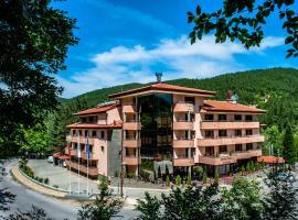 Hotel Park Bachinovo, Yukarı Cuma (Gorno Osenovo yakınında)